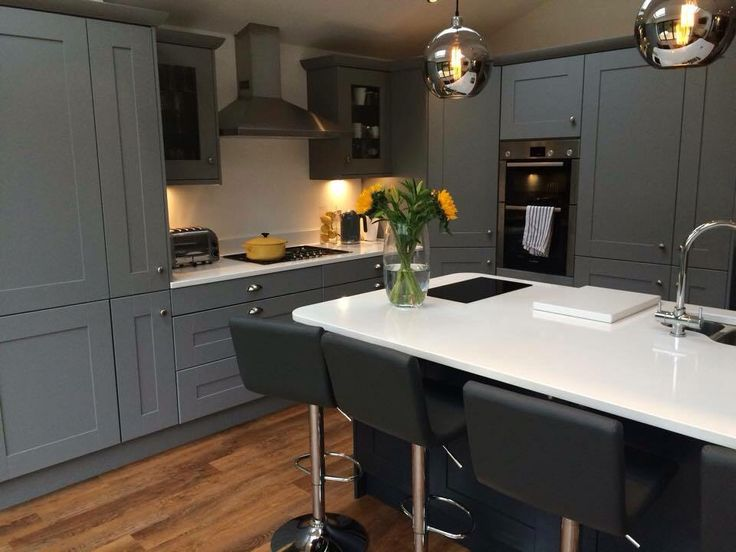 Farrow And Ball Plummet Estate Eggshell In 2019 Kitchen