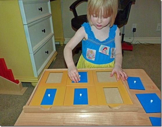 Montessori Geometric Cabinet, Teen Boards, and More Montessori Math {Homeschool Mo blog} #Montessori