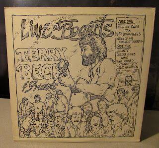 "johnkatsmc5: Terry Becks & Friends ""Live At Bogarts"" 1982 US Pr..."