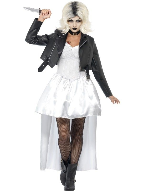 Bride of Chucky Costume at funnfrolic.co.uk - £35.59
