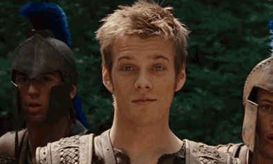 Luke castellan from Percy Jackson and the Olympians ...