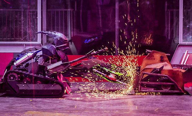 Robot Wars is back (again) and better than ever