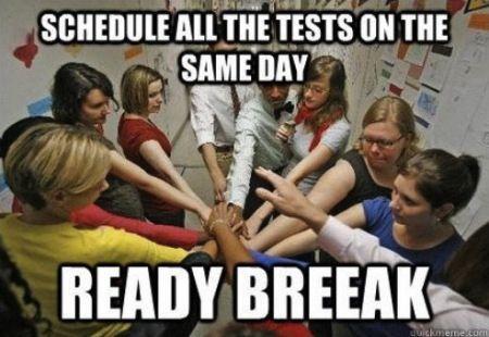 Hahahahahaha...pretty sure kids really think we do this.