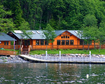 How to Choose a Luxury Fishing Lodge #stepbystep