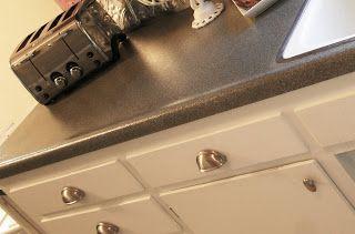 17 Best Ideas About Spray Paint Countertops On Pinterest