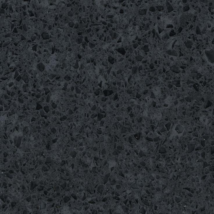 Victorian terrazzo black/gray
