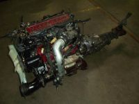 JDM Engine Corp Engine Details - Nissan 300ZX JDM VG30ET Turbo V6 VG30-DET Engine VG30DET Motor VG30-ET Japanese