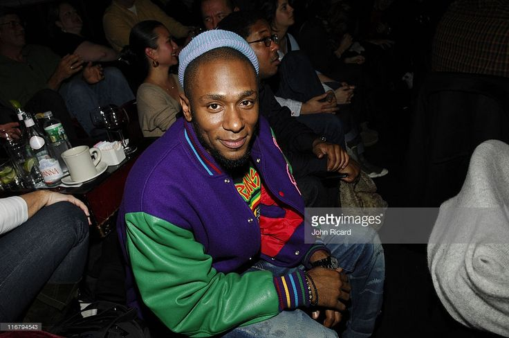 Mos Def during Amy Winehouse performs at Joe's Pub - January 16, 2007 at Joe's Pub in New York, New York, United States.