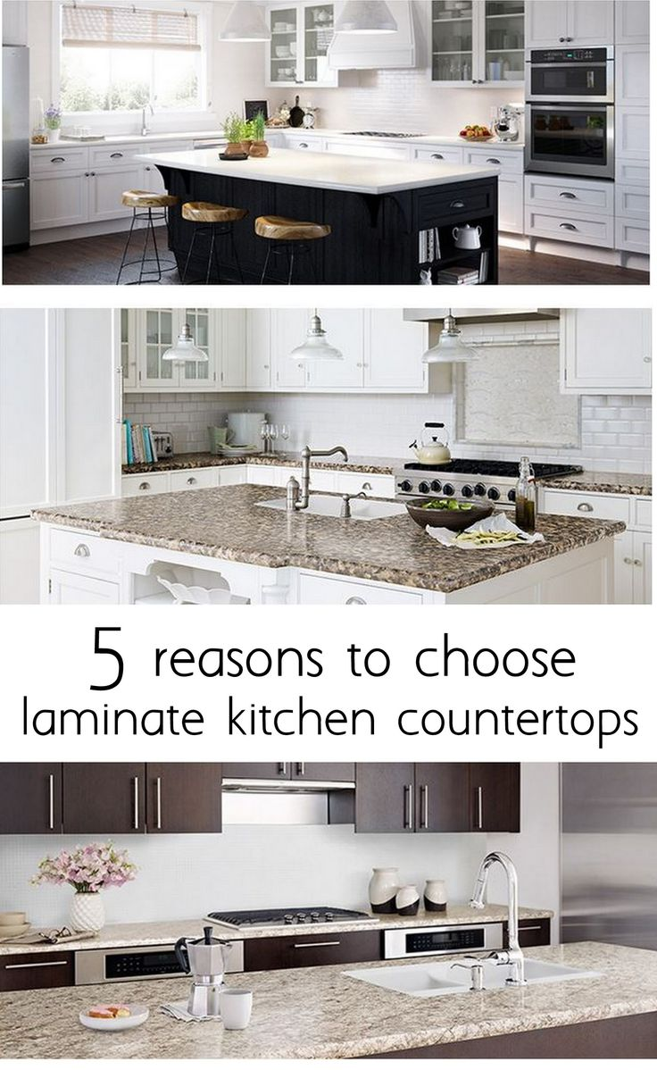55 best Kitchen - Countertops images on Pinterest   Laminate kitchen ...
