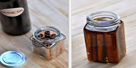 Tina's handicraft : BUILD OIL CINNAMON AND TURN WRINKLES AND LINES OF ...