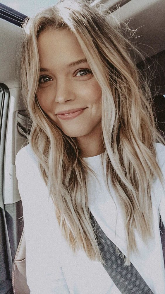 6 Special Spring Hair Color For Blonde Hair : Take A Look!