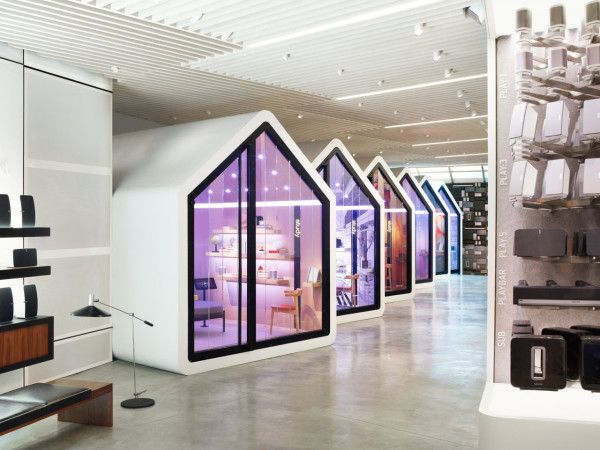 Sonos's new retail store