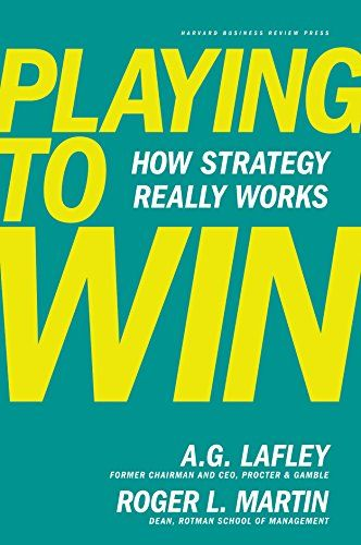 Playing to Win: How Strategy Really Works by A.G. Lafley https://www.amazon.de/dp/142218739X/ref=cm_sw_r_pi_dp_U_x_h8uuAbEZD7N66