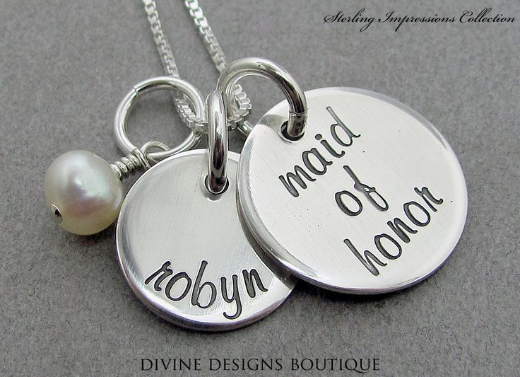 Wedding Gift Ideas From Maid Of Honor: Maid Of Honor Gift