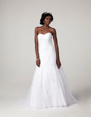 Wedding :: Bridal Collection :: Bride&co Collection :: wedding dress – V3587 -