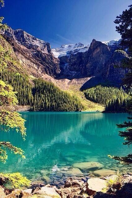 Banff, Alberta  ~ Canada