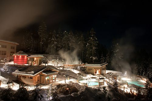Nordic Spa and Finnish Sauna | Scandinave Spa Whistler