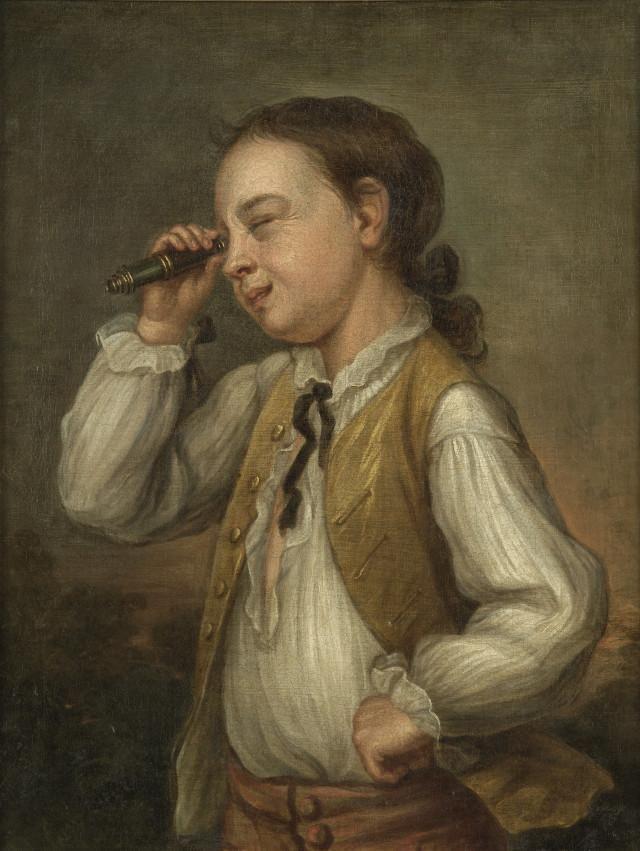 A follower of Philippe Mercier