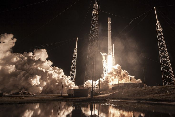 NBC News - Does SpaceX satellite launch failure highlight dangers of privatizing space travel?