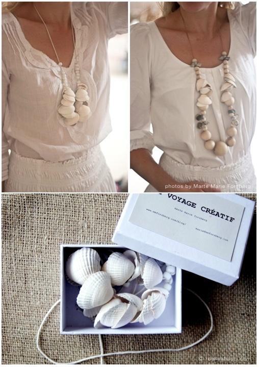 seashellSeashells Necklaces, Seashells Crafts, Seashell Crafts, Seashells Collection