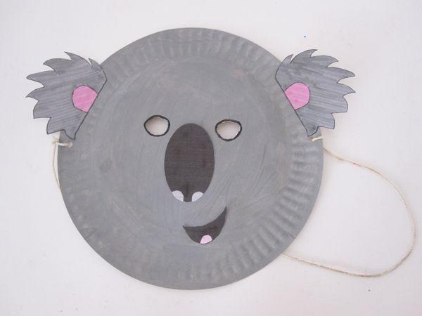 Koala Craft For Kids 600x450 · Koala CraftPaper Plate ... & 11 best Places to Visit images on Pinterest | Crafts for kids Koala ...