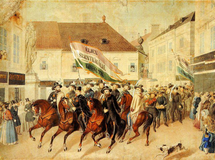 Barabás Választási menet - Hungarian Revolution of 1848 - Wikipedia, the free encyclopedia