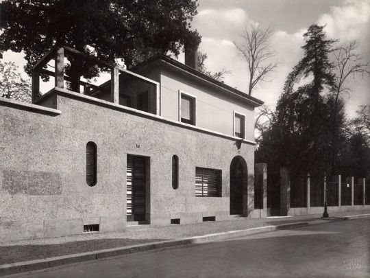 133 best images about italian architecture on pinterest for Villa mozart milano