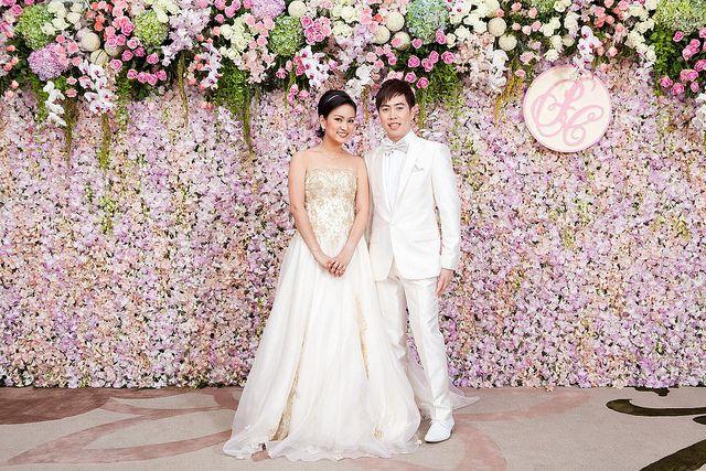 Flower Backdrop Wedding - Home Design - Game-hay.us