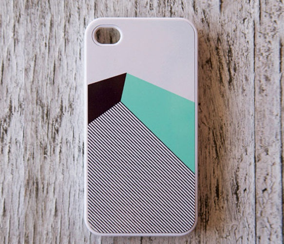 geometric: Iphone Cases, Cool Phones Cases, Black Colors, Graphics Prints, I Phones Cases, Iphone Diy, Phones Covers, Iphone 4 Cases, Colors Blocks