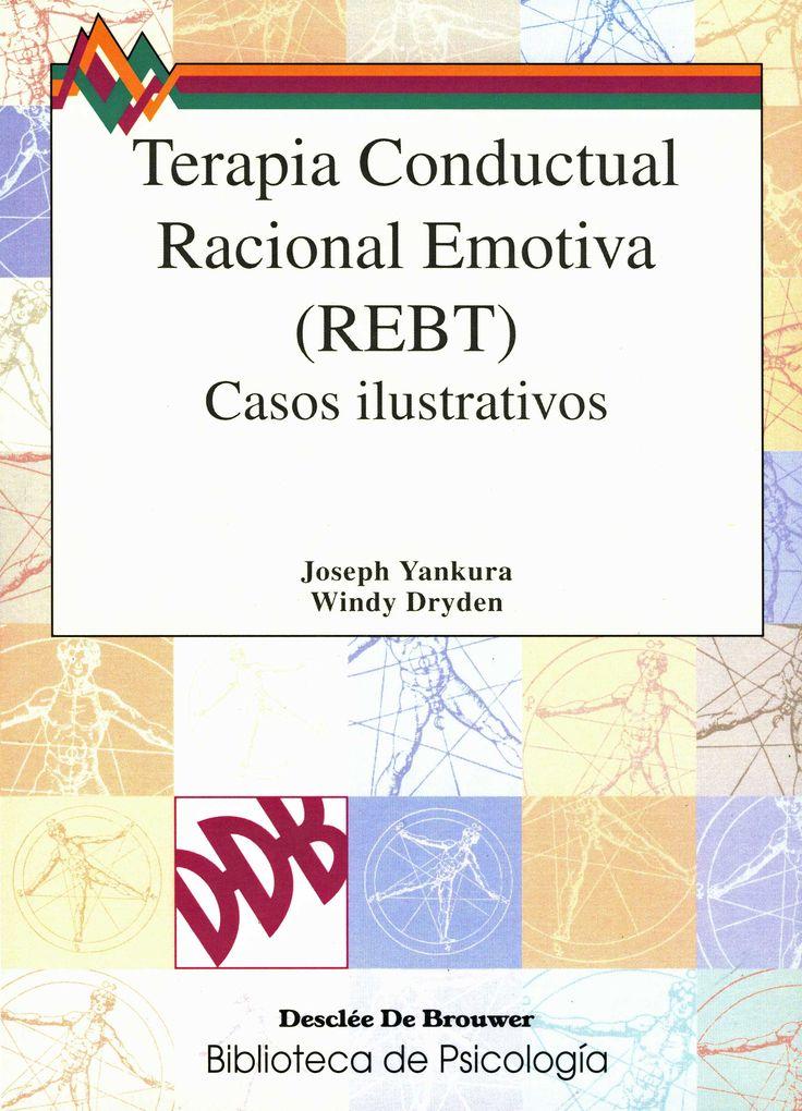 La Terapia Conductual Racional Emotiva (REBT) ha sido el siguiente avance en la evolución de la Terapia Racional Emotiva (RET) de Albert Ellis. La RET carecía del componente conductual para consolidarse como terapia integradora y desde la introducción de este parámetro, la REBT contempla la secuencia completa A-B-C (Afecto, Conducta y Cognición) Localización en biblioteca: 615.851 Y23t 1999