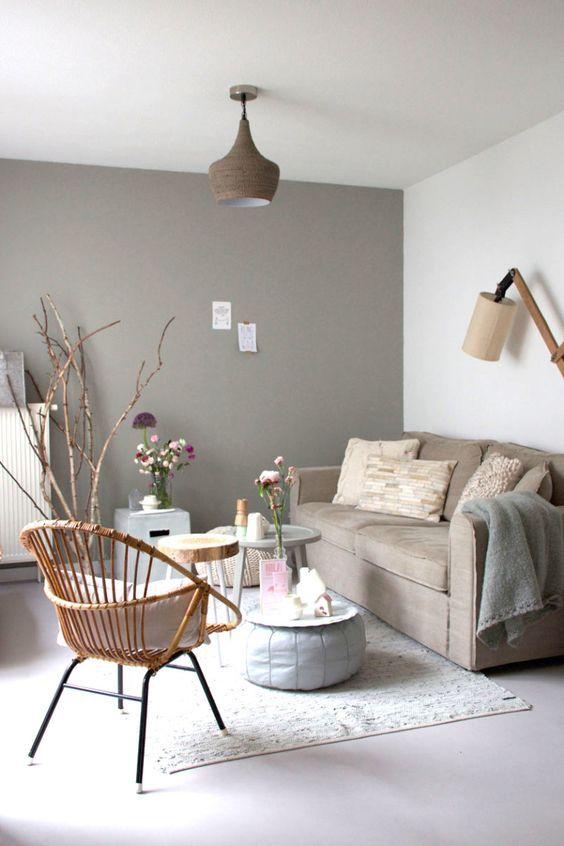 25 beste idee n over kleine woonkamers op pinterest for Inrichting kleine woonkamer voorbeelden