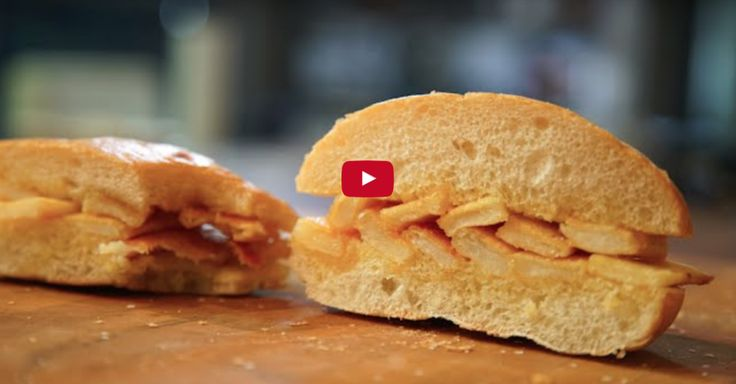 CHIP BUTTY — SAM THE COOKING GUY
