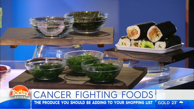 Food as medicine: How what you eat can lower your risk of cancer