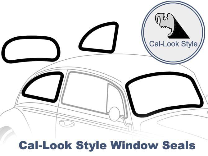 Vw Complete Car Rubber Kit Cal Look Beetle Sedan 1971 Volkswagen Karmann Ghia Karmann Ghia Volkswagen
