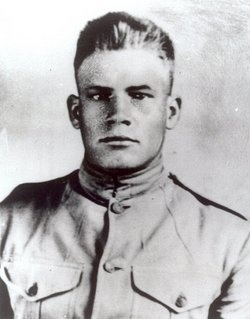 Corporal John H. Pruitt, US Marine Corps double Medal of Honor recipient Battle of Mont Blanc Ridge, France World War I October 4, 1918. Corporal Pruitt was awarded the Medal of Honor from both the Army & Navy for the same action. USS Pruitt (DD-347) was named in his honor.