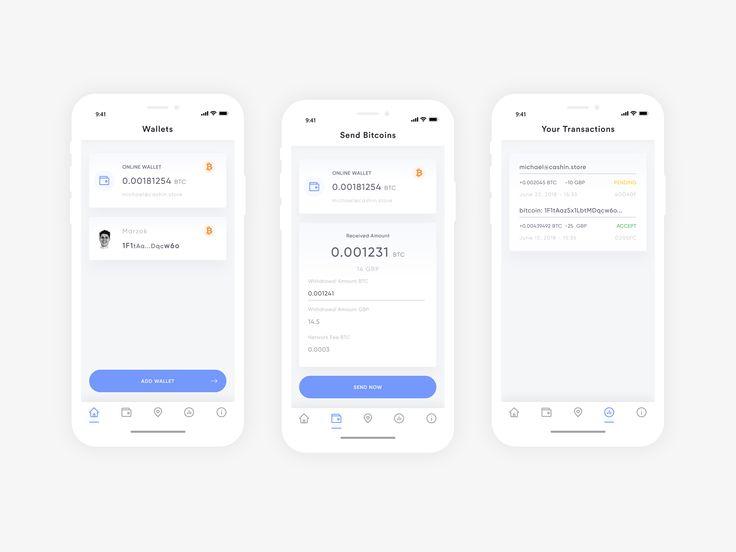 iOS Bitcoin App