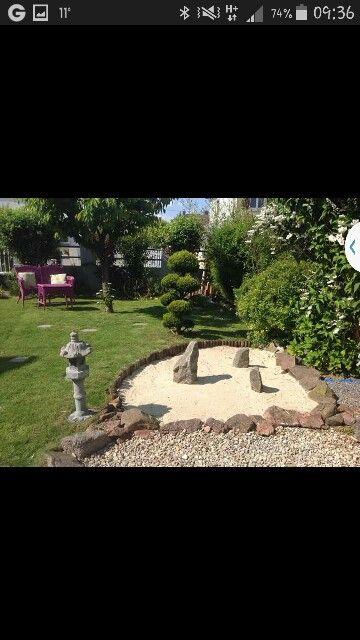 Les 48 meilleures images du tableau jardin am nagement ext rieur sur pinterest balcons - Castorama bac a sable ...