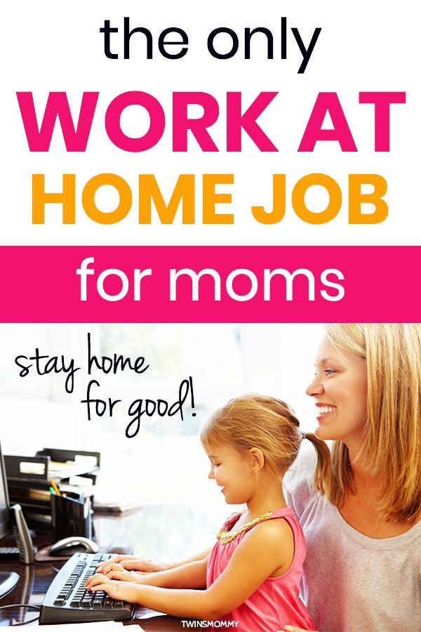The Only Work From Home Job For Moms Twins Mommy Work From Home Jobs Mom Jobs Working From Home