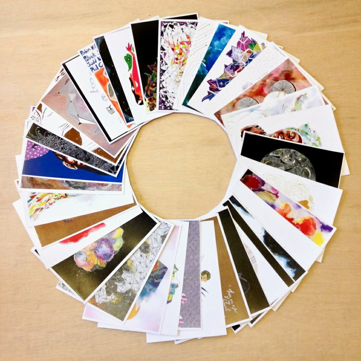 All 34 postcards from 'an Art a Day in May' project are now available in a boxset from www.imogenreneerose.com