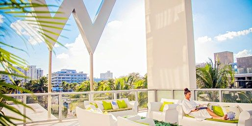 26 best South Beach - W Hotel images on Pinterest | South ...