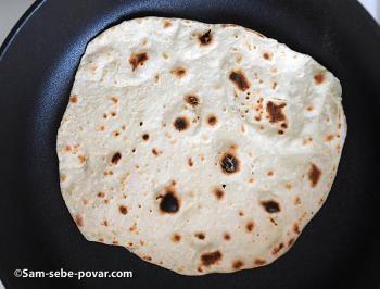 Как испечь мексиканские лепешки тортильи. | Сам себе повар