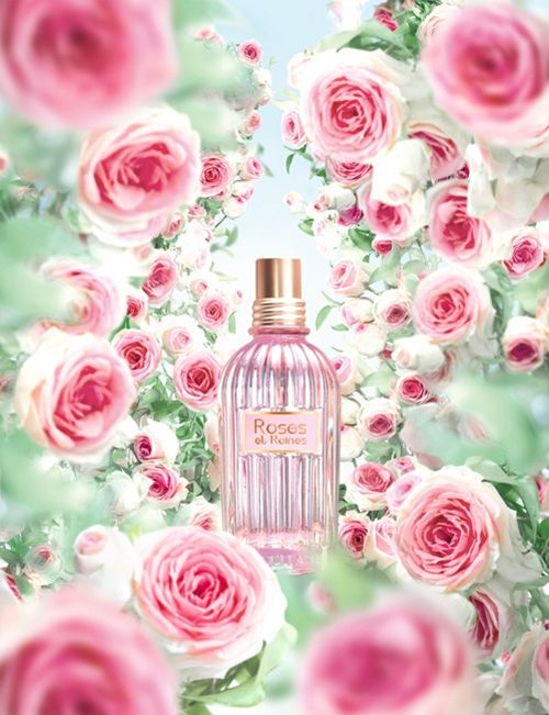 L`Occitane en Provence Roses et Reines ~ New Fragrances