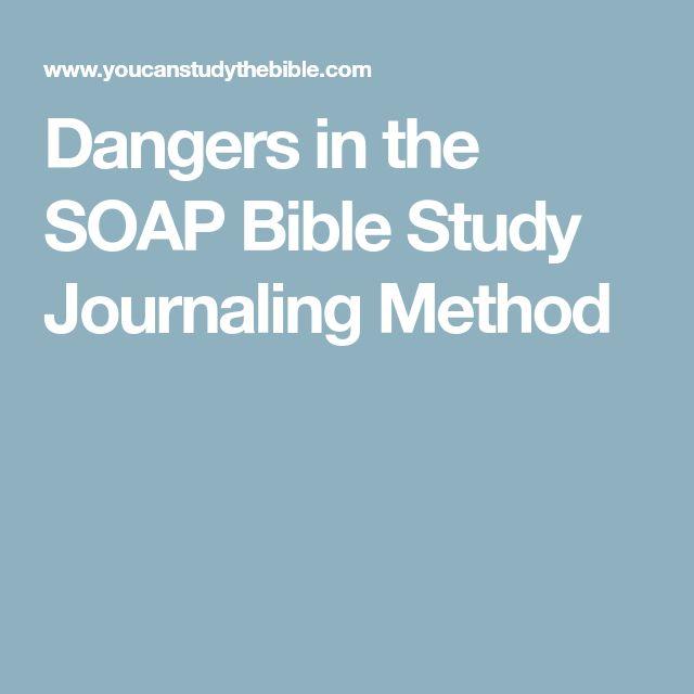 Best  Soap Bible Study Ideas On   Devotional Journal