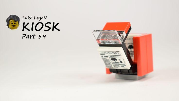 LEGO Kiosk