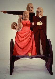 best marisol escobar images art sculptures essay by eleanor heartney essay by eleanor heartney