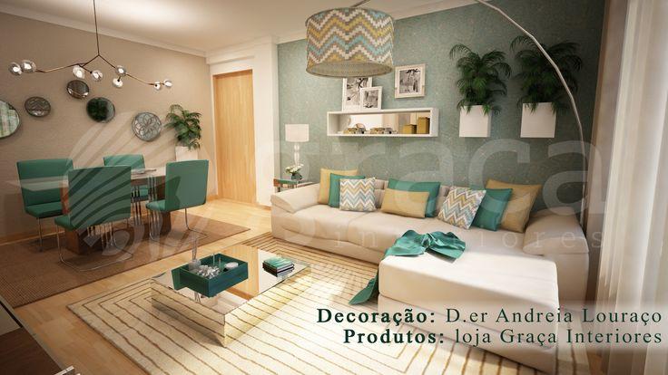 pt projecto de decoração de uma sala de estar jantar um projecto