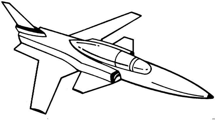 flugzeug malvorlage  ausmalbilder für kinder  flugzeug