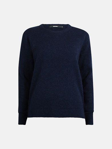 Alicia sweater | 7171352 | Blå | BikBok | Norge