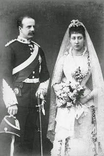 Königliche Juwelen: Die Hochzeitsgeschenke von Prinzessin Louise von W...