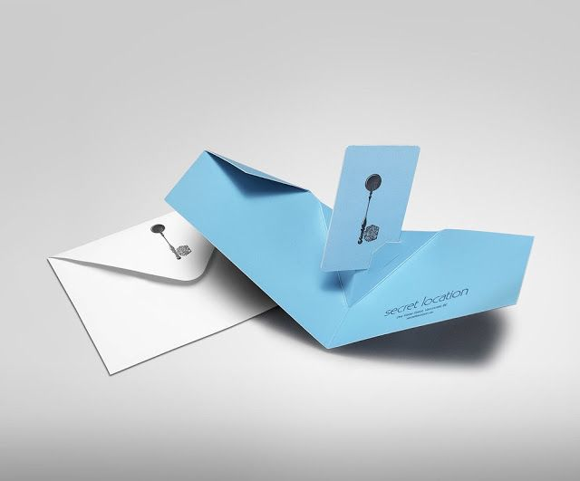 Secret Location Concept Store on Packaging of the World - Creative Package Design Gallery